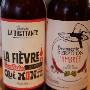 terr'inn propose une gamme de bieres locales bio