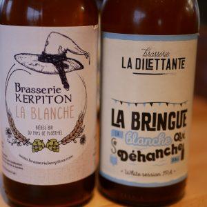 terr'inn vous propose une gamme de biere local bio