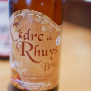 cidre de Rhuys local