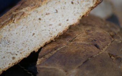 Le plaisir de manger du bon pain